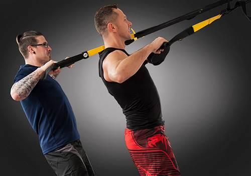 Петли TRX: польза, эффективность, упражнения