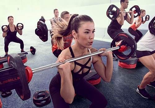 О тренировке Body Pump