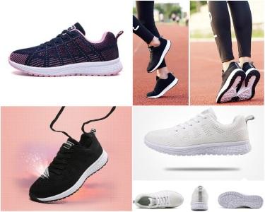 Спортивная обувь на мягкой подошве