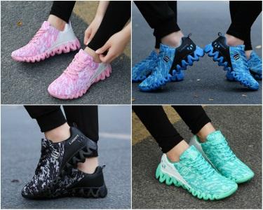 Кроссовки для бега со специальной подошвой