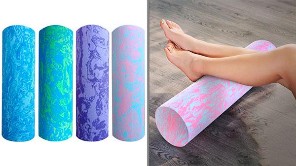 Пенный ролик (foam roller): что это, для чего нужен, где купить + готовая подборка упражнений