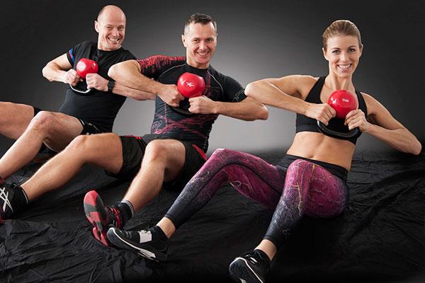 Гиря: 30 упражнений