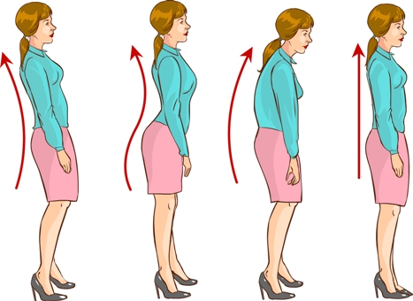 как накачать ногу сзади