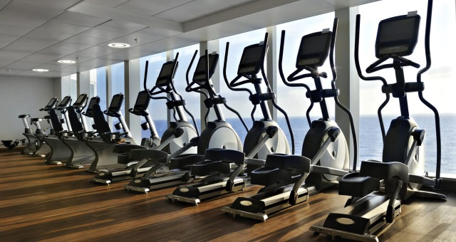 Орбитреки в фитнес-залах
