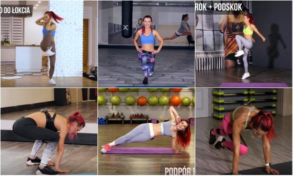 10 табата-тренировок от польского тренера Моники Колаковской