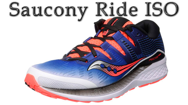 Saucony Ride ISO