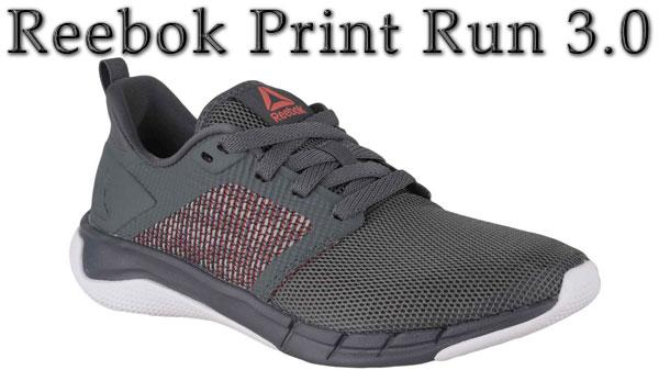 Reebok Print Run 3.0