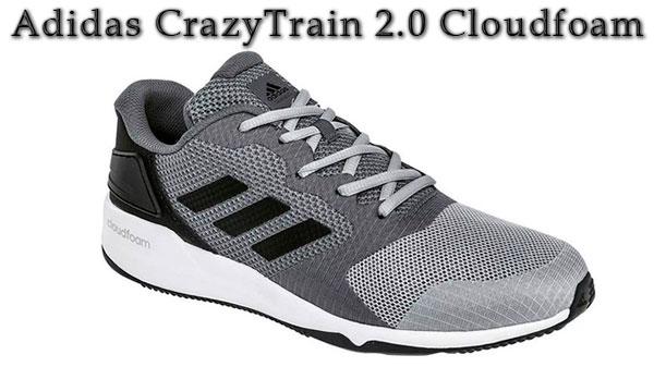 Adidas CrazyTrain 2.0 Cloudfoam