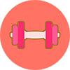 Фитнес для девушек в зале