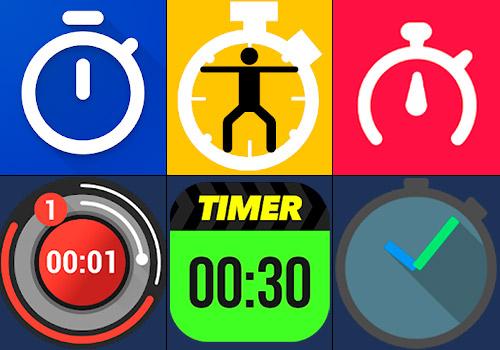 Топ-10 бесплатных приложений на Android с таймерами для тренировок