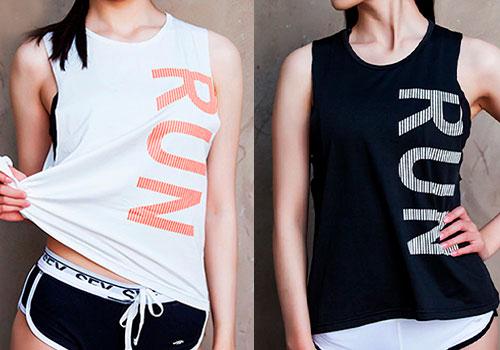 Топ-20 женских футболок и шорт для фитнеса на Aliexpress