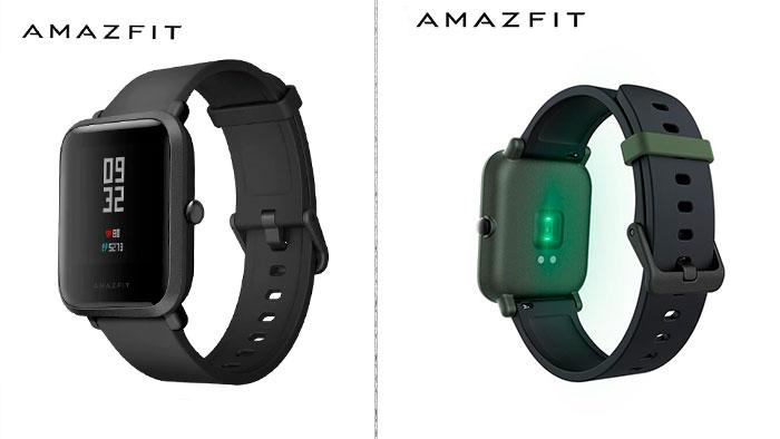 Смарт-часы с пульсометром Amazfit Bip