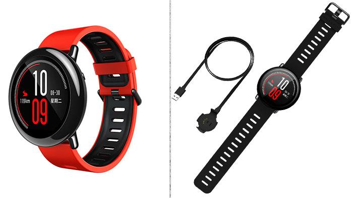 Часы в спортивном дизайне Amazfit Pace