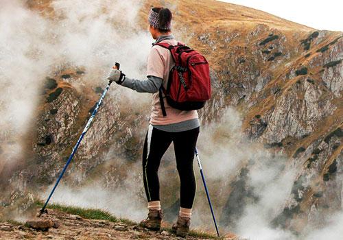 Топ-10 лучших палок для скандинавской ходьбы