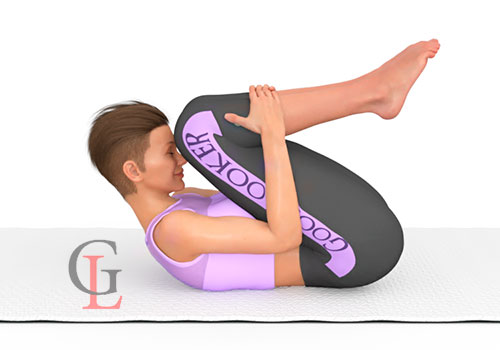 Готовая 10-минутная тренировка для расслабления спины: подборка из 10 упражнений