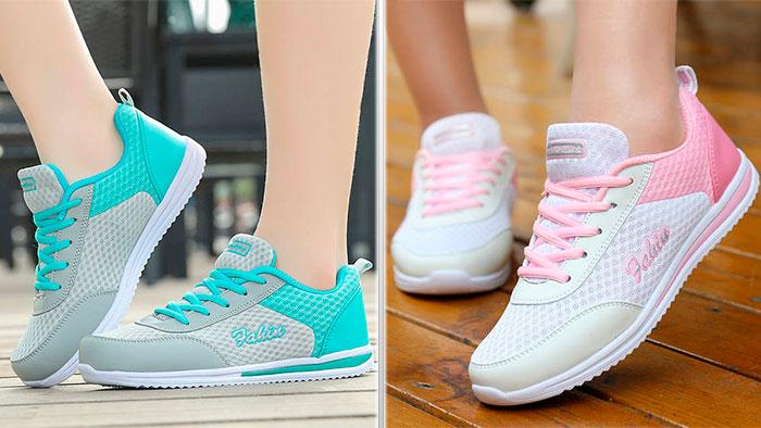 Легкие универсальные кроссовки
