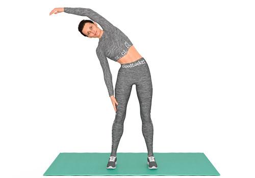 Короткая растяжка после тренировки на 3-5 минут для всего тела