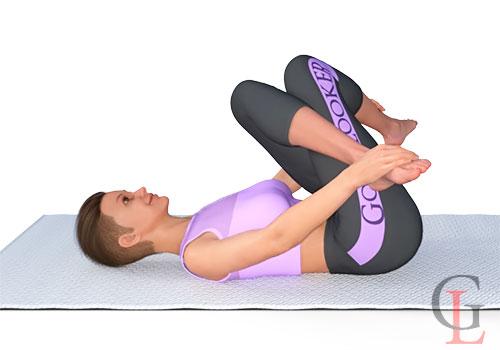 Готовая 10-минутка для расслабления ног: 10 упражнений после трудового дня
