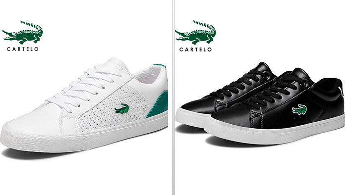 Кроссовки в стиле теннисных туфель