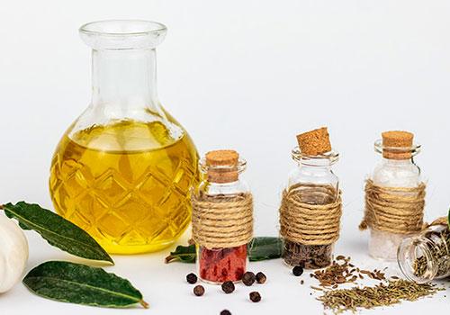Растительное масло на правильном питании
