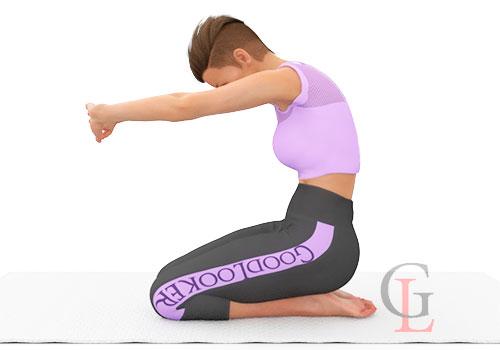 Топ-20 упражнений на растяжку спины для начинающих
