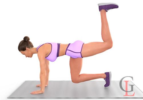 Статическая (изометрическая) тренировка на ноги и ягодицы: 30 упражнений + 3 готовых плана