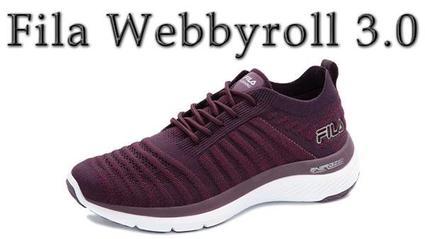 Кроссовки Fila Webbyroll 3.0