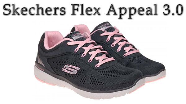 Кроссовки Skechers Flex Appeal 3.0