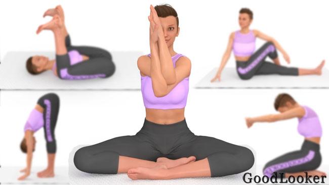 Йога и растяжка