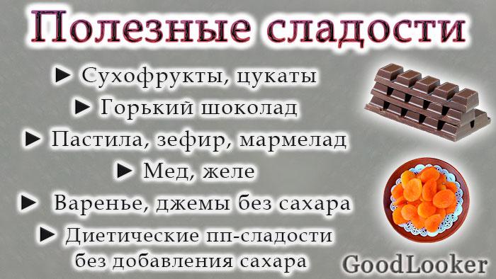 «Полезные сладости» на ПП