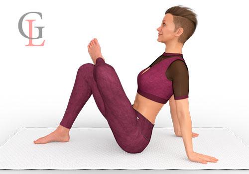 Топ-35 упражнений для раскрытия тазобедренных суставов (для здоровья и шпагатов)