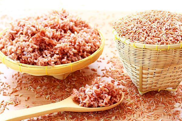 Бурый (коричневый) рис