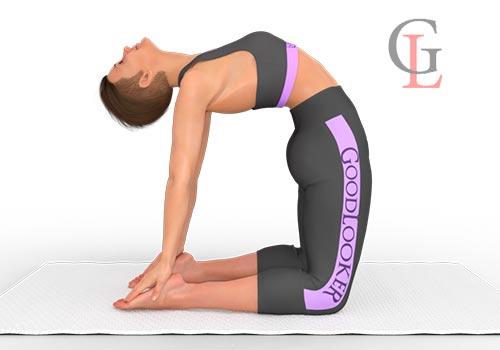 Топ-10 статических асан из йоги от сколиоза и кифоза