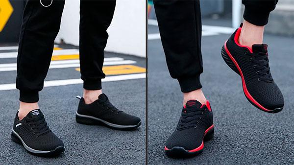 Мягкие кроссовки для тренировок