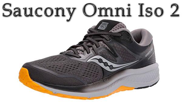 Saucony Omni Iso 2