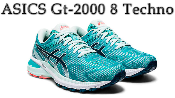 ASICS Gt-2000 8 Techno