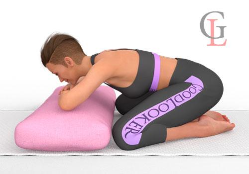 Йога во время менструации
